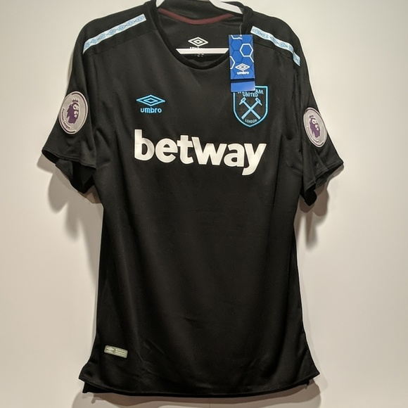 finest selection be045 ba75a Westham Chicharito away Jersey Mexico NWT